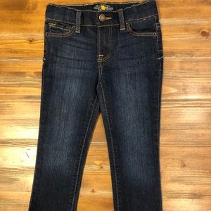 EUC Toddler Girls Lucky Brand Cate Skinny Jeans